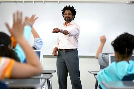 Philadelphia Public Schools, Minority Teachers, KOLUMN Magazine, Kolumn