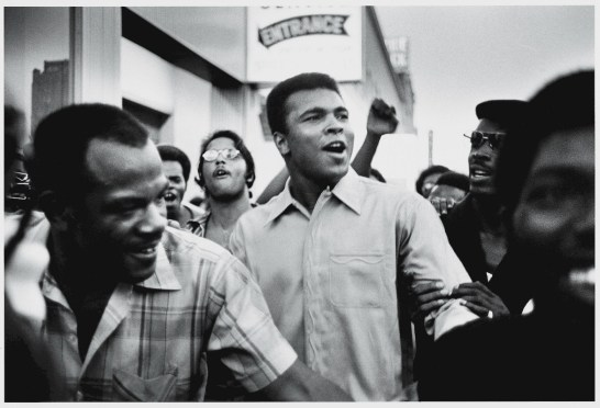 Muhammad Ali, Black Panthers, KOLUMN Magazine