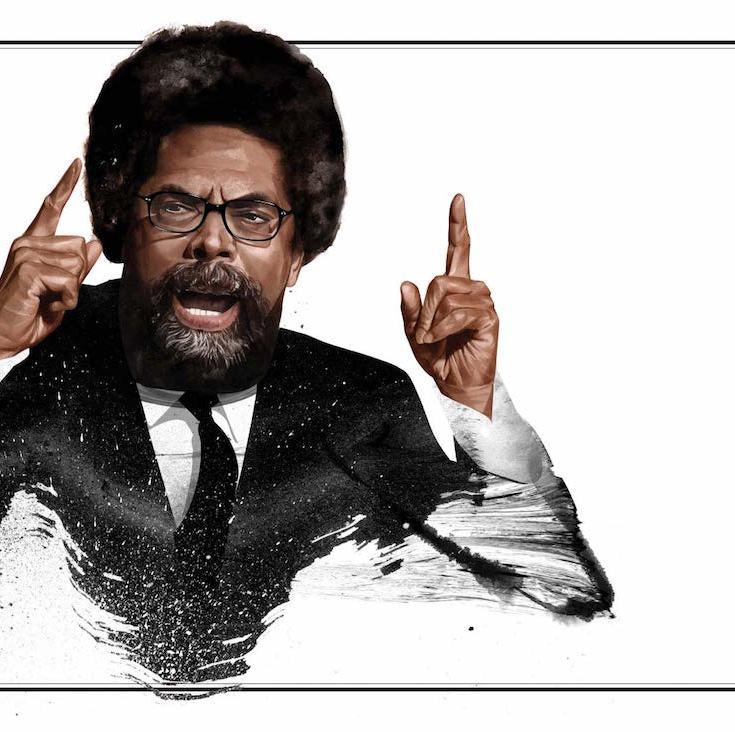 Cornel West, Neo-Populism, Neo-Fascism, Neo-Liberalism, Bernie Sanders, KOLUMN Magazine