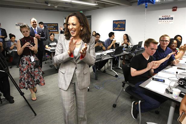 Kamala Harris, California Politics, U.S. Senate, Attorney General, KOLUMN Magazine