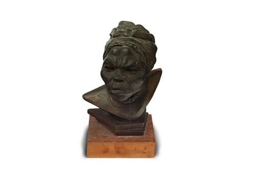 Ruth Inge Hardison, African American Sculptor, African American Sculpture, KOLUMN Magazine