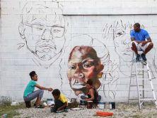 Eastern Market Detroit, Eastern Market, Detroit Michigan, Detroit Art, African American Art, Black Tattoos, KOLUMN Magazine