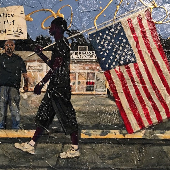 Black Activist, Black Activism, Black Lives Matter, BLM, KOLUMN Magazine, KOLUMN