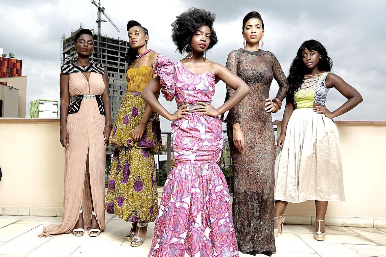 An African City, Nicole Amarteifio, African Television Series, KOLUMN Magazine, KOLUMN