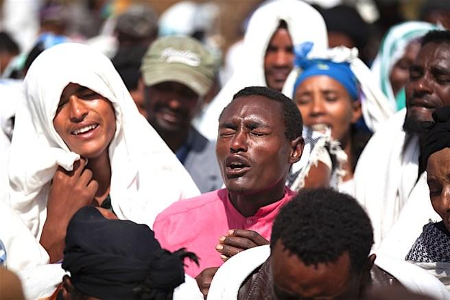 Feyisa Lilesa, Ethiopia, Ethiopian Unrest, KOLUMN Magazine, KOLUMN