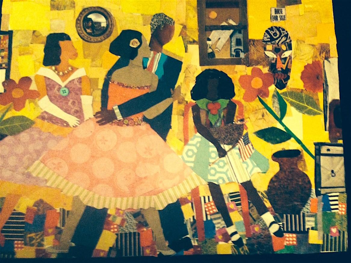 African American Art, African American Life, Della Wells, KOLUMN Magazine, KOLUMN