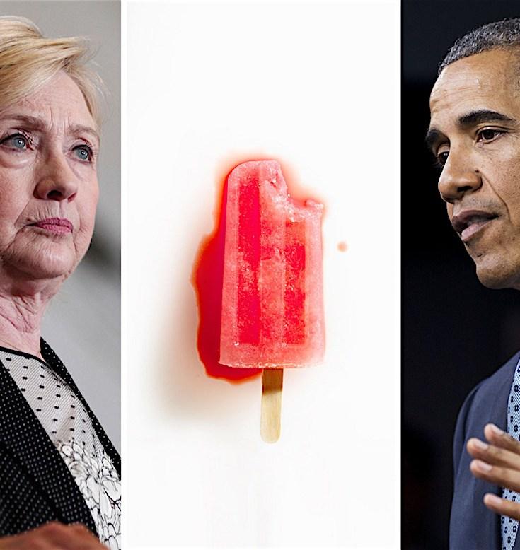 President Barack Obama, Hillary Clinton, ISIL, ISIS, KOLUMN Magazine, KOLUMN
