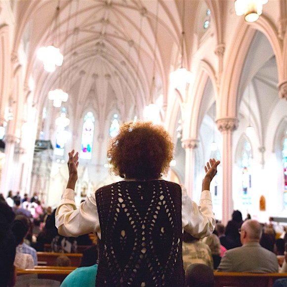 Church of Saint Mary of the Immaculate Conception, Saint Mary's Basilica, Roman Catholic Church, African American Catholics, Norfolk Churches, KOLUMN Magazine, KOLUMN