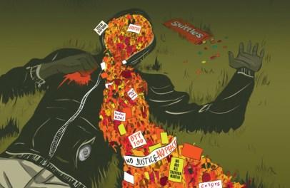 Stand Your Ground, Trayvon Martin, Castle Doctrine, Self Defense, KOLUMN Magazine, KOLUMN