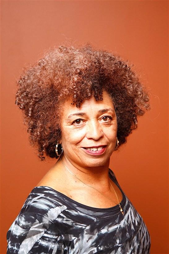 Academic, Civil Rights Activist, Scholar, Women's Rights Activist, Angela Davis, KOLUMN Magazine, KOLUMN