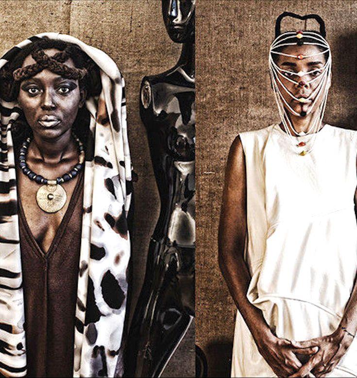 The Salooni Project, Uganda Culture, Kampire Bahana, Darlyne Komukama, Aida Mbowa, Gloria Wavamunno, KOLUMN Magazine, KOLUMN