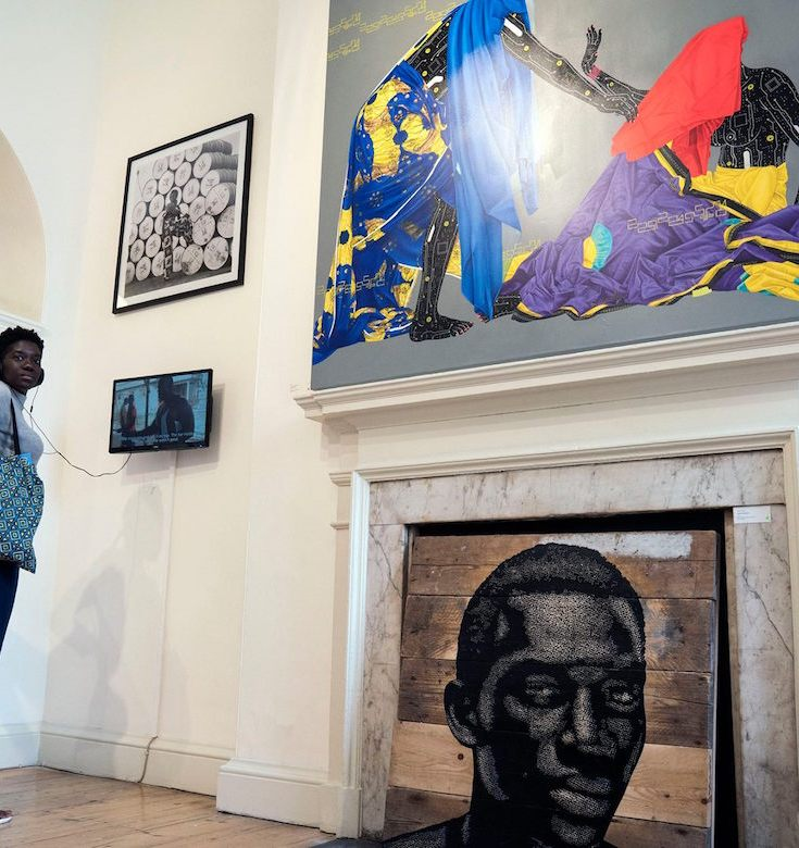 1:54 Contemporary African Fair, African Art, Contemporary Art, KOLUMN Magazine, KOLUMN