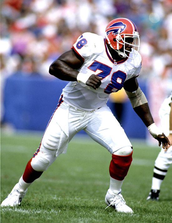 Bruce Smith, Former NFL Player, Real Estate Investor, African American Real Estate Investor, African American Businessman, KOLUMN Magazine, KOLUMN