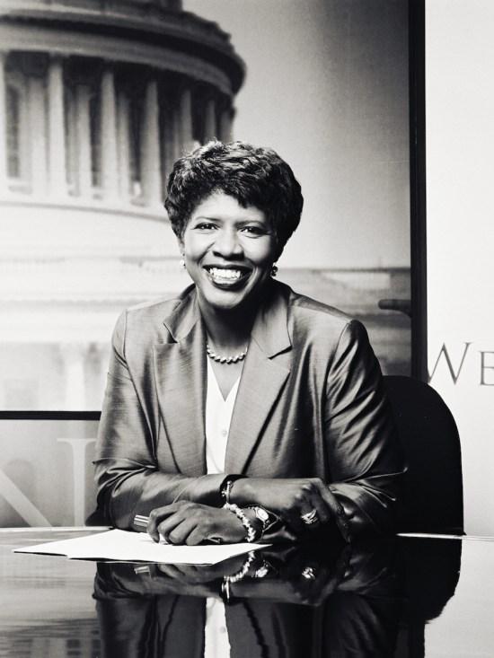 Gwen Ifill, African American Journalist, Debate Moderator, African American Author, KOLUMN Magazine, KOLUMN