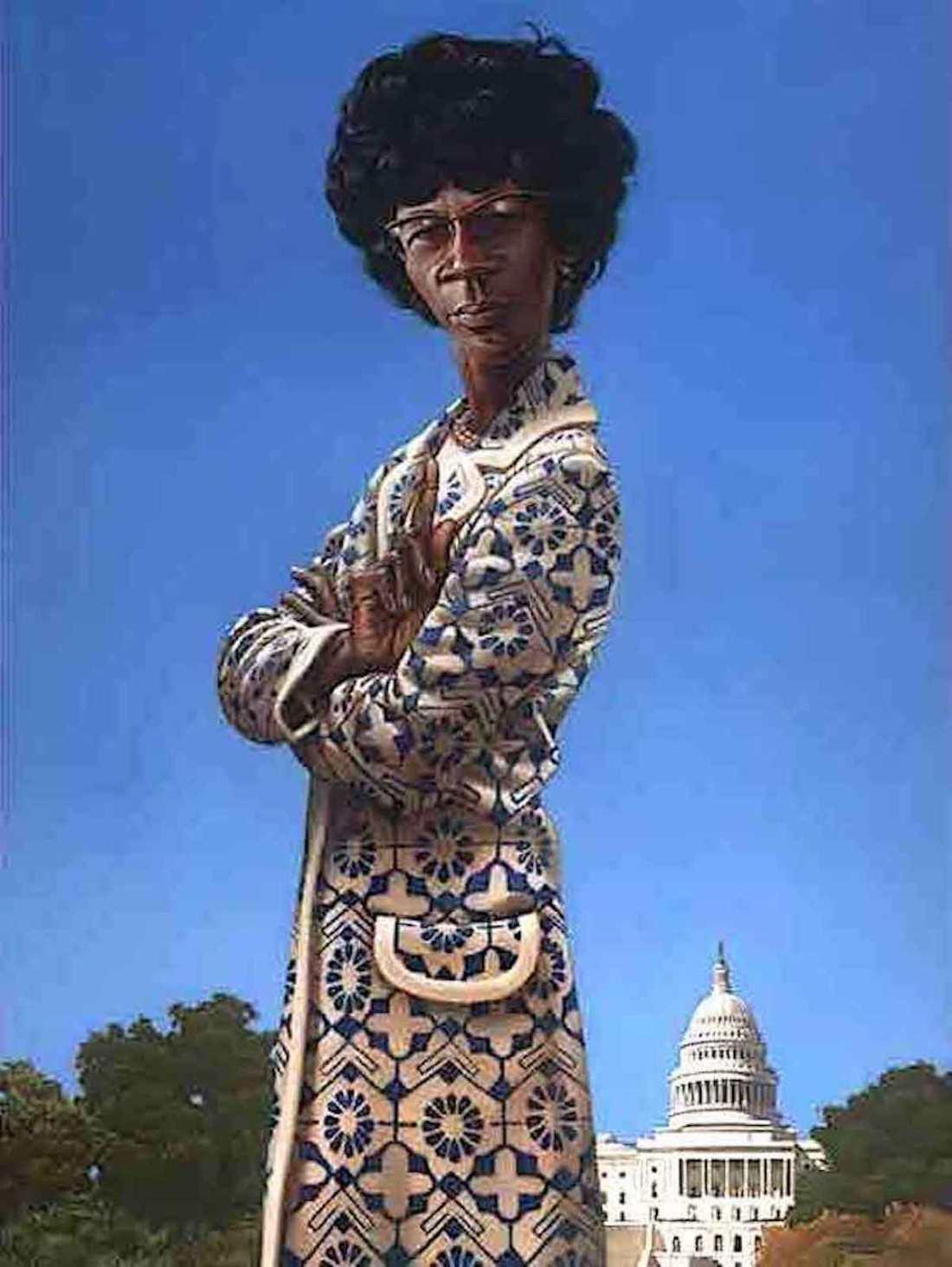 Shirley Chisholm, African American History, Black History, African American Politics, KOLUMN Magazine, KOLUMN