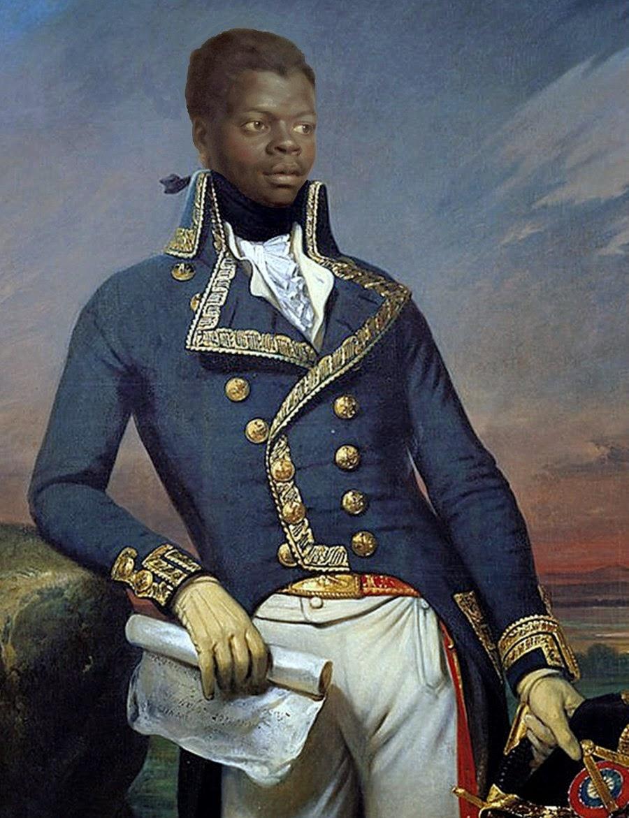 Toussaint Louverture, Haitian History, Haitian Founding, Haitian Founding Father, KOLUMN Magazine, KOLUMN