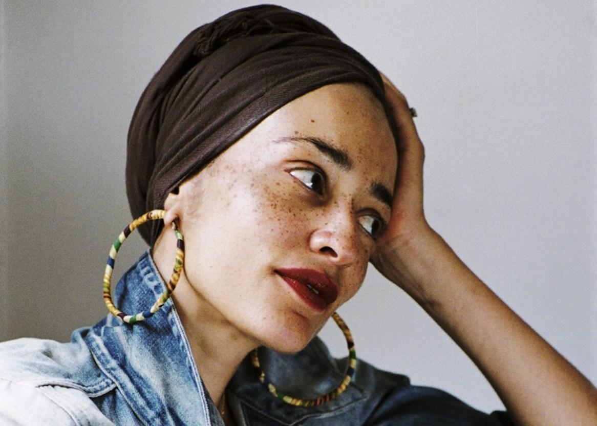Zadie Smith, White Teeth, On Beauty, Black Author, Black Novelist, KOLUMN Magazine, KOLUMN