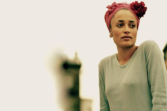 Zadie Smith, White Teeth, On Beauty, Black Author, Black Novelist, KOLUMN Magazine, KOLUMN