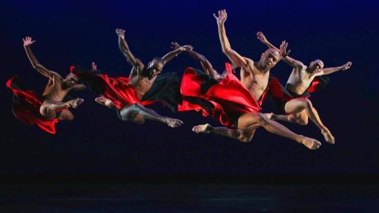 Alvin Ailey American Dance Theater, Alvin Ailey, African American Dance, Dance Theater, KOLUMN Magazine, KOLUMN