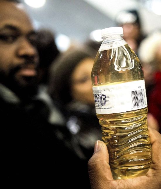 Flint Michigan, Flint Water Crisis, KOLUMN Magazine, KOLUMN