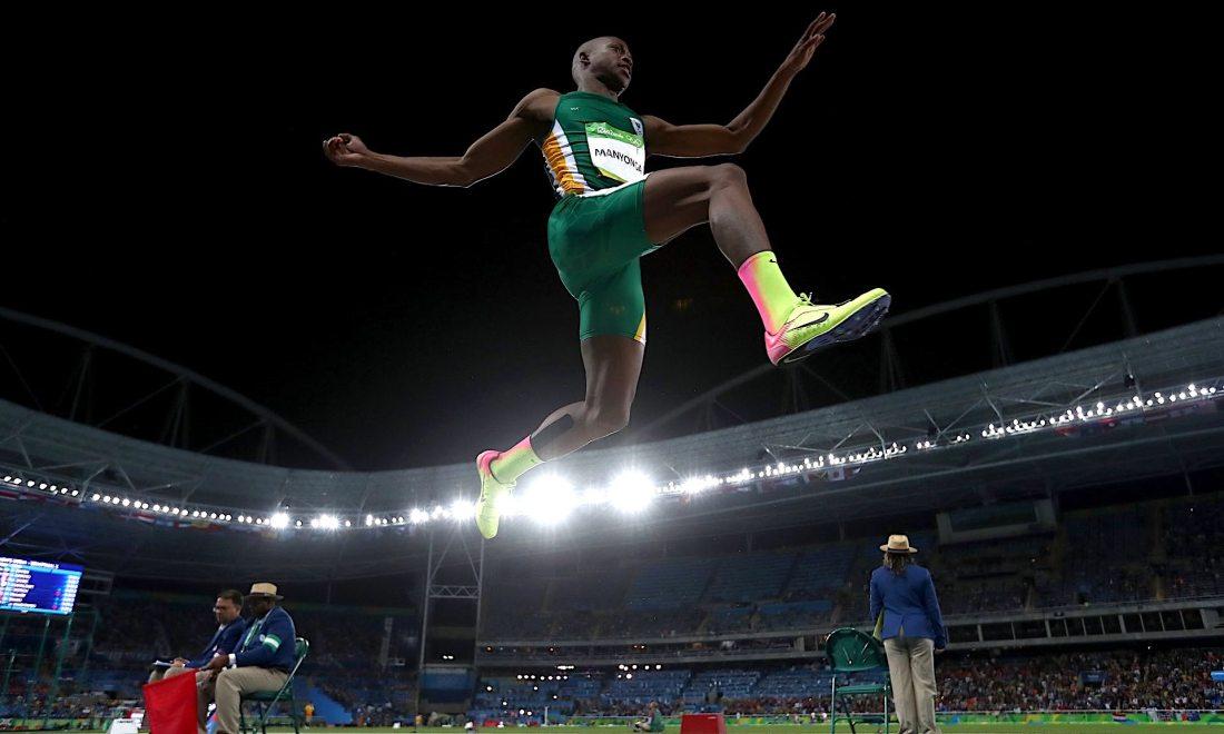 Luvo Manyonga, South African Athlete, Olympic Athlete, KOLUMN Magazine, KOLUMN