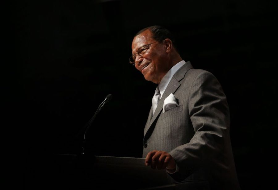 Keith Ellison, Honorable Minister Louis Farrakhan, Nation of Islam, The Final Call, KOLUMN Magazine, KOLUMN