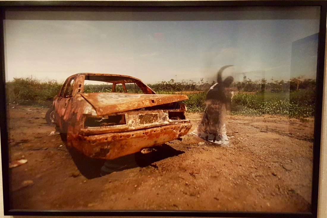 The Miriam and Ira D. Wallach Art Gallery, The Expanded Subject: New Perspectives In Photographic Portraiture From Africa, Saïdou Dicko, Sammy Baloji, Mohamed Camara, George Osodi, KOLUMN Magazine, KOLUMN