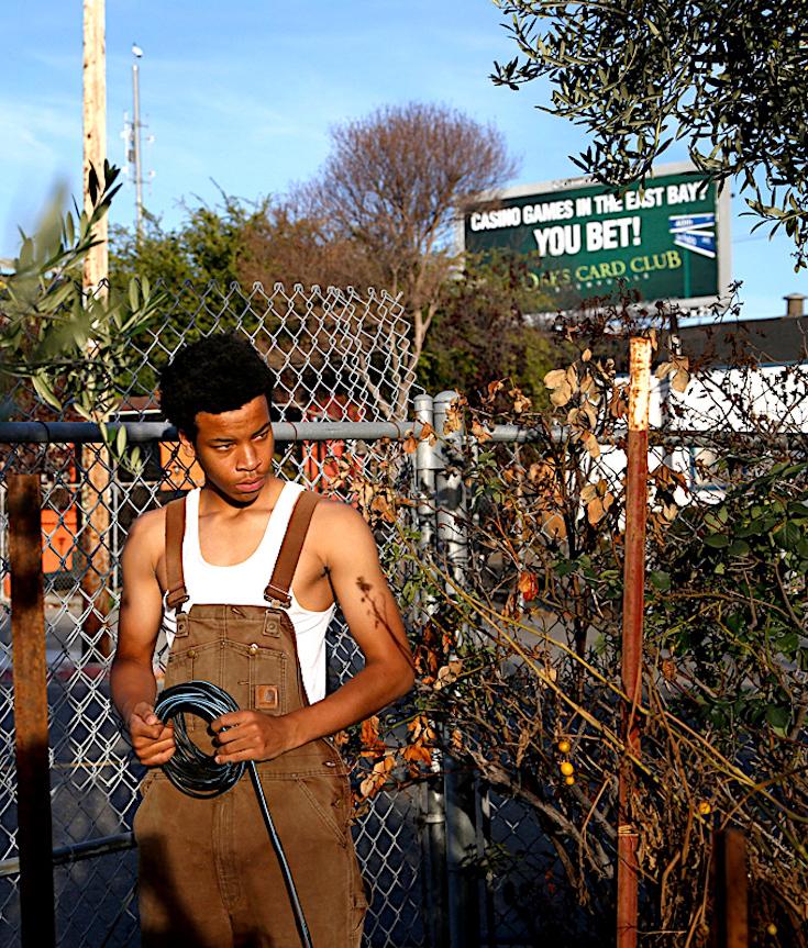African American Farmers, Urban Farming, Urban Farmers, Oakland California, KOLUMN Magazine, KOLUMN