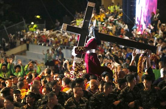Black Nazarene, Philippines, Catholicism, KOLUMN Magazine, KOLUMN