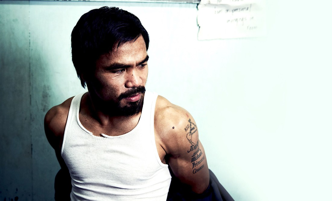 Manny Pacquiao, Boxing, KOLUMN Magazine, KOLUMN