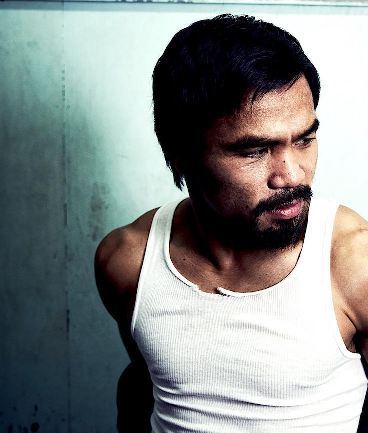 Manny Pacquiao, Boxing, KOLUMN Magazine, KOLUMN