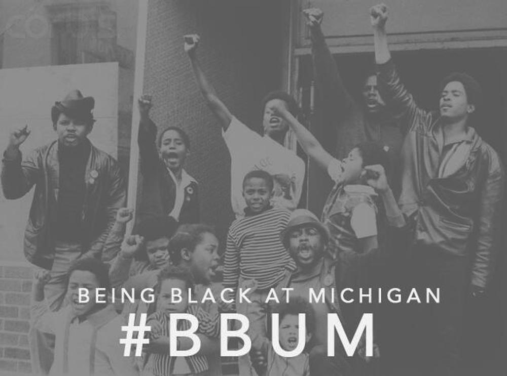 University of Michigan, #BBUM, Being Black At The University of Michigan, Students4Justice, KOLUMN Magazine, KOLUMN