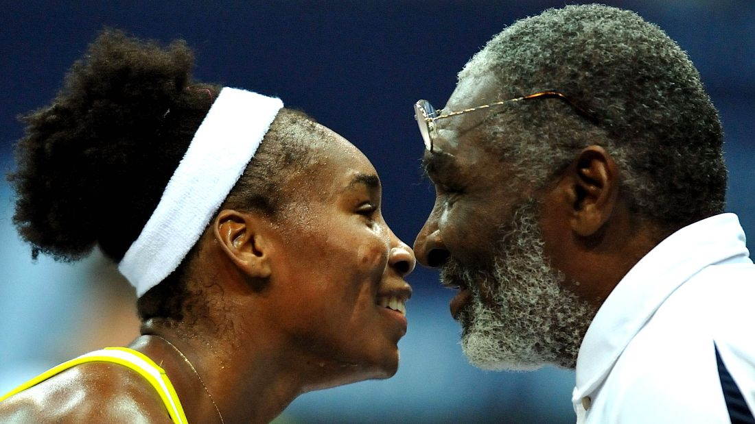 Serene Williams, Venus Williams, African American Athlete, Black Athlete, Richard Williams, KOLUMN Magazine, KOLUMN