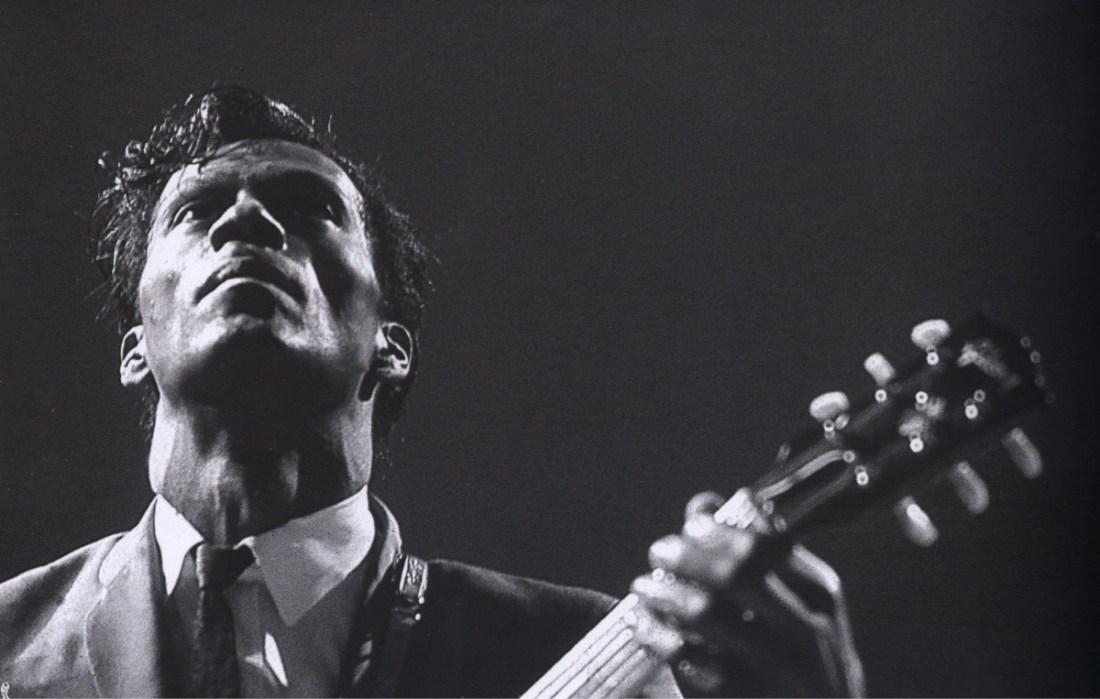 Chuck Berry, Rock & Roll, African American History, Black History, African American Music, KOLUMN Magazine, KOLUMN
