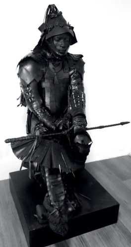 Yasuke, First Black Samurai, Black Samurai, KOLUMN Magazine, KOLUMN