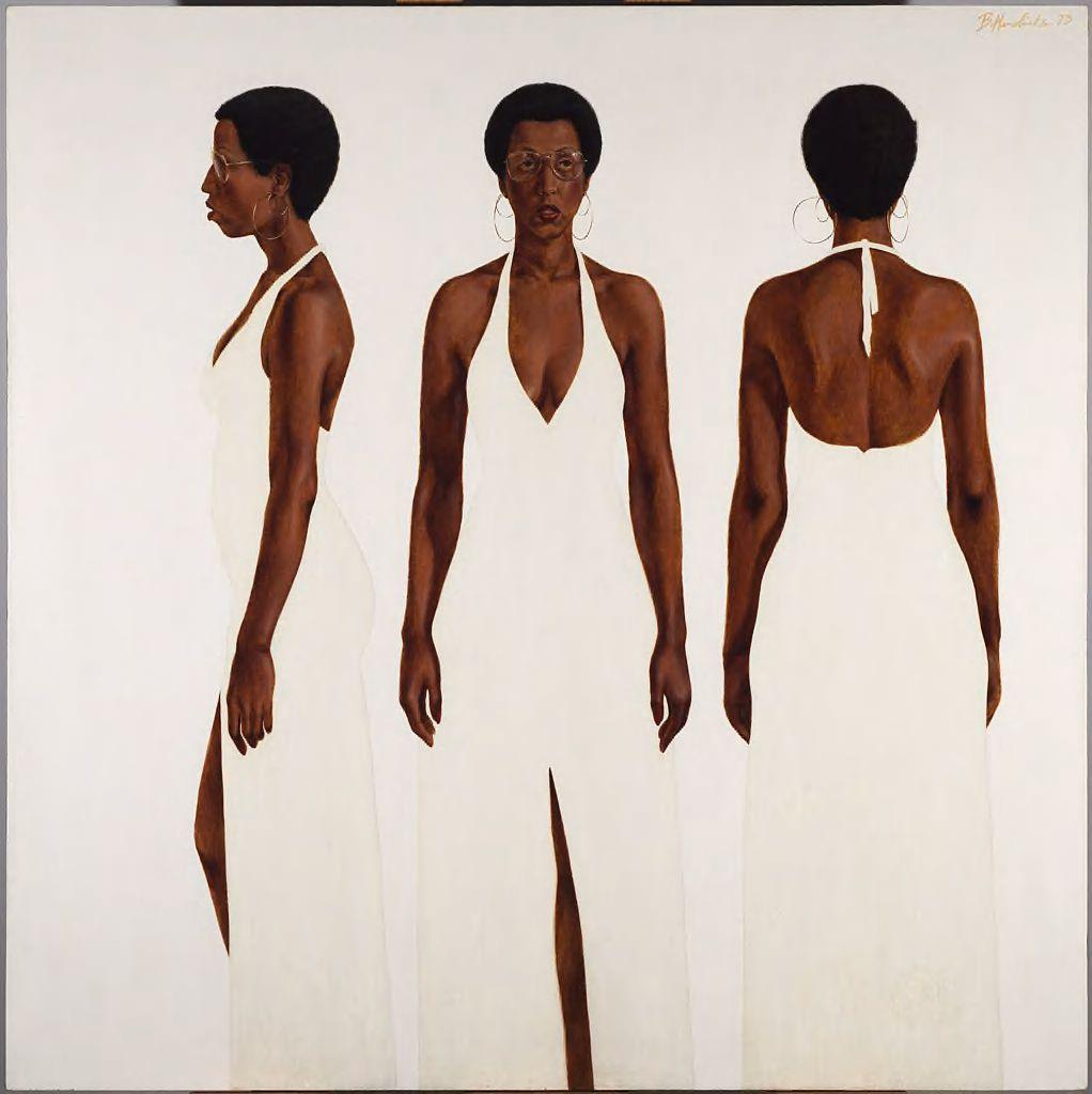 African American Art, Black Art, Barkley L. Hendrick, KOLUMN Magazine, KOLUMN