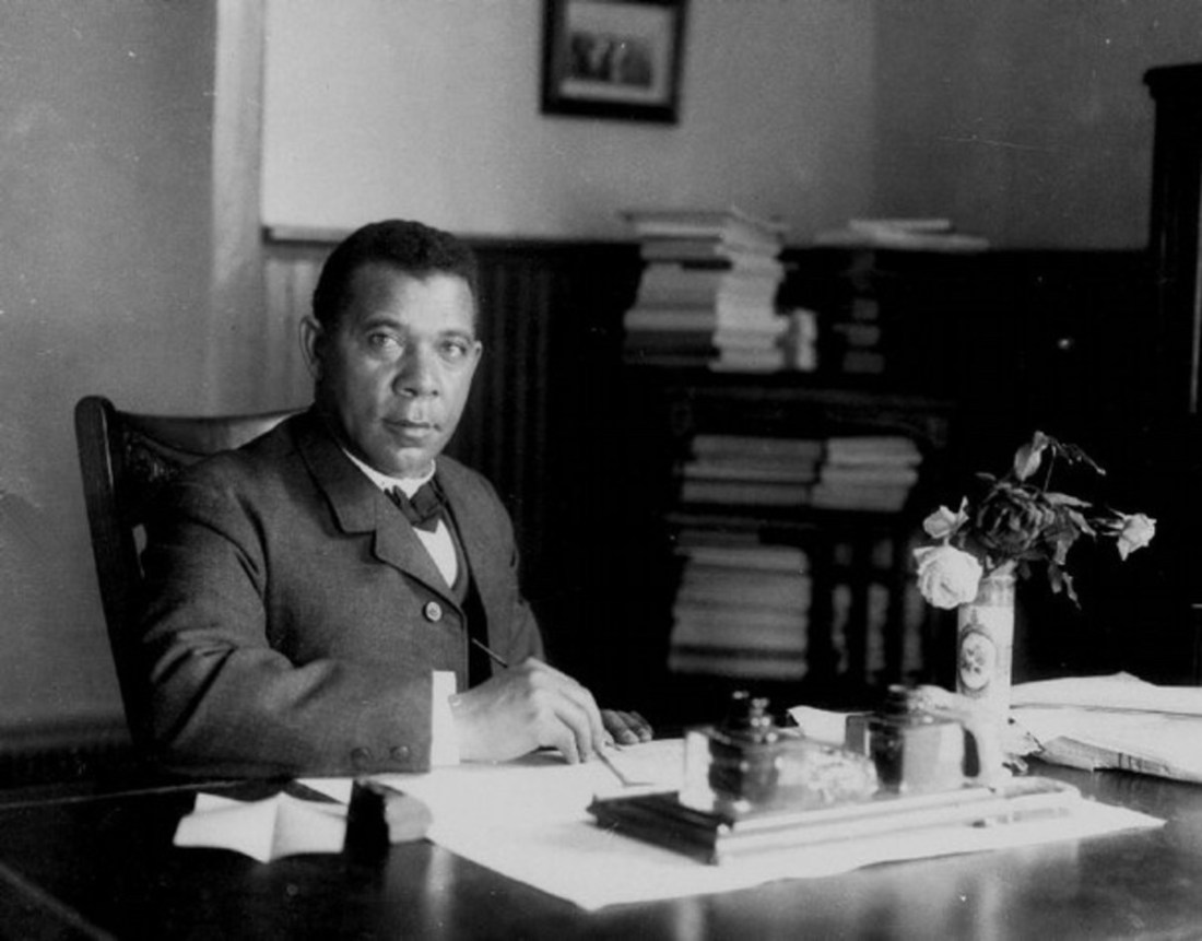 Booker T Washington, African American History, Black History, KOLUMN Magazine, KOLUMN