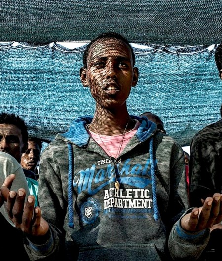 Eritrea, African Refugees, KOLUMN Magazine, KOLUMN