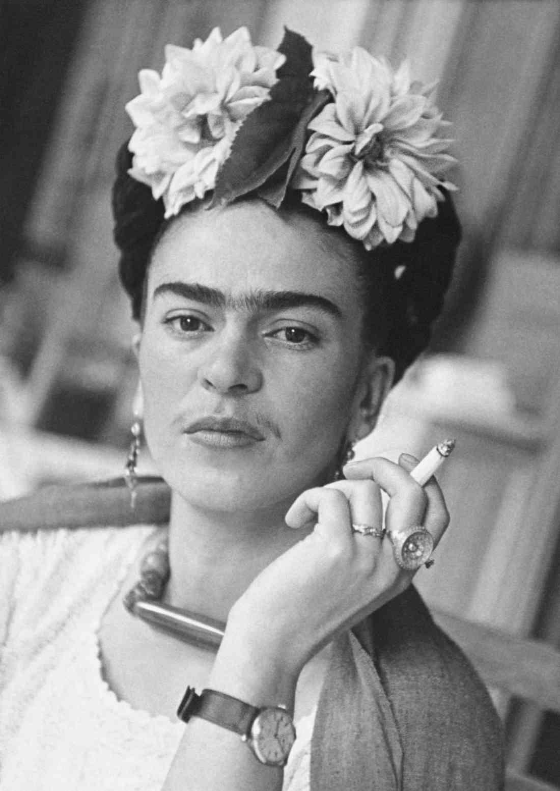 Frida Kahlo, Latin Artist, KOLUMN Magazine, KOLUMN