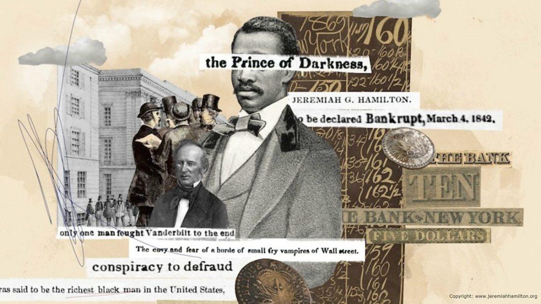 Don Cheadle, Jeremiah G. Hamilton, African American History, Black History, African American News, KOLUMN Magazine, KOLUMN