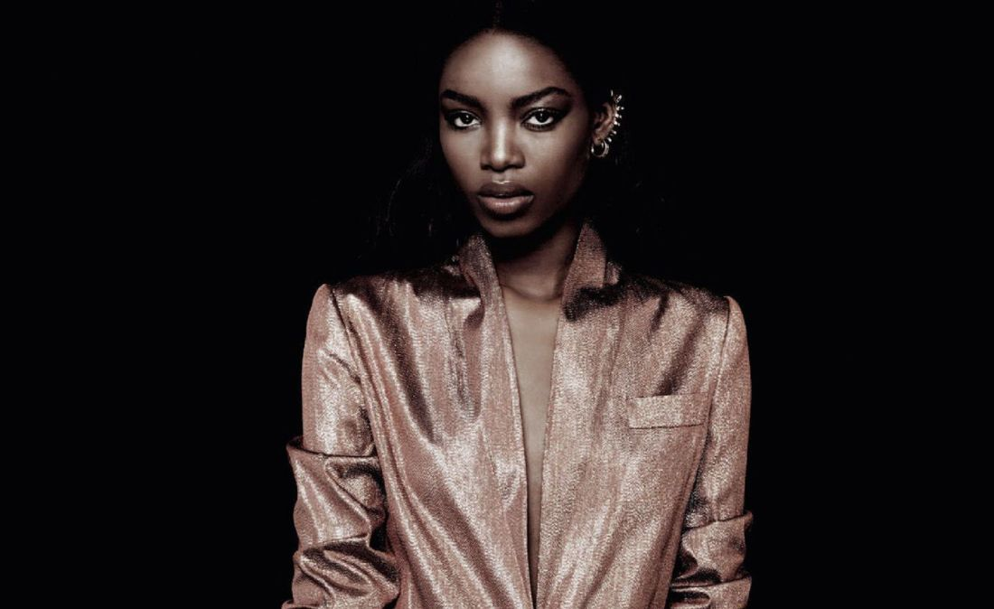 Maria Borges, African Model, African Fashion, KOLUMN Magazine, KOLUMN