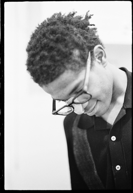 Jean-Michel Basquiat, Basquiat, African American Artist, KOLUMN Magazine, KOLUMN