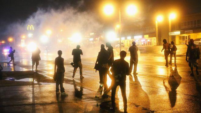 Edward Crawford, Ferguson Missouri, Michael Brown, Civil Unrest, Race Riots, Civil Protests, KOLUMN Magazine, KOLUMN