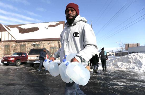 Flint Water Crisis, Michigan Water Crisis, WT Stevens Construction, Black Owned Business, KOLUMN Magazine, KOLUMN