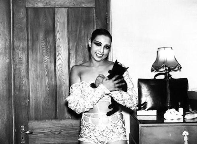 Josephine Baker, African American Entertainer, KOLUMN Magazine, KOLUMN