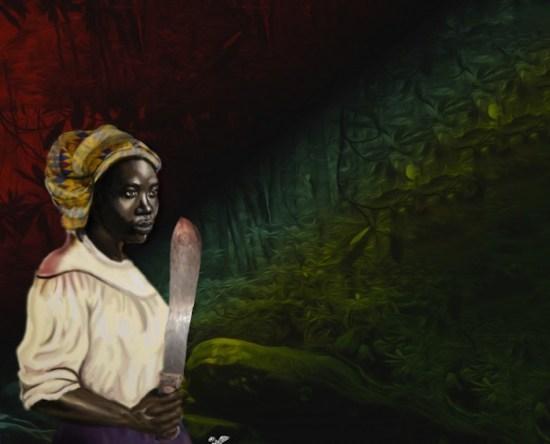 Queen Nanny, Maroons, Jamaica, KOLUMN Magazine, KOLUMN
