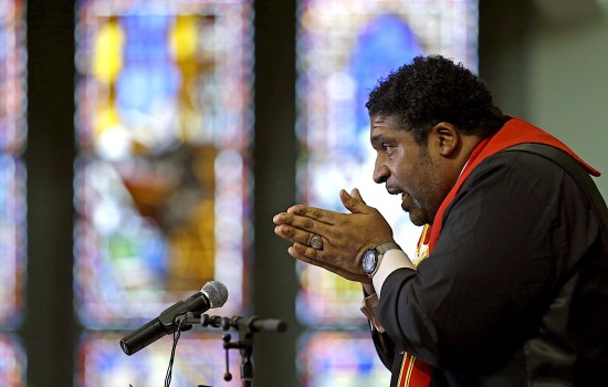 William Barber II, National Association for the Advancement of Colored People, NAACP, KOLUMN Magazine, KOLUMN