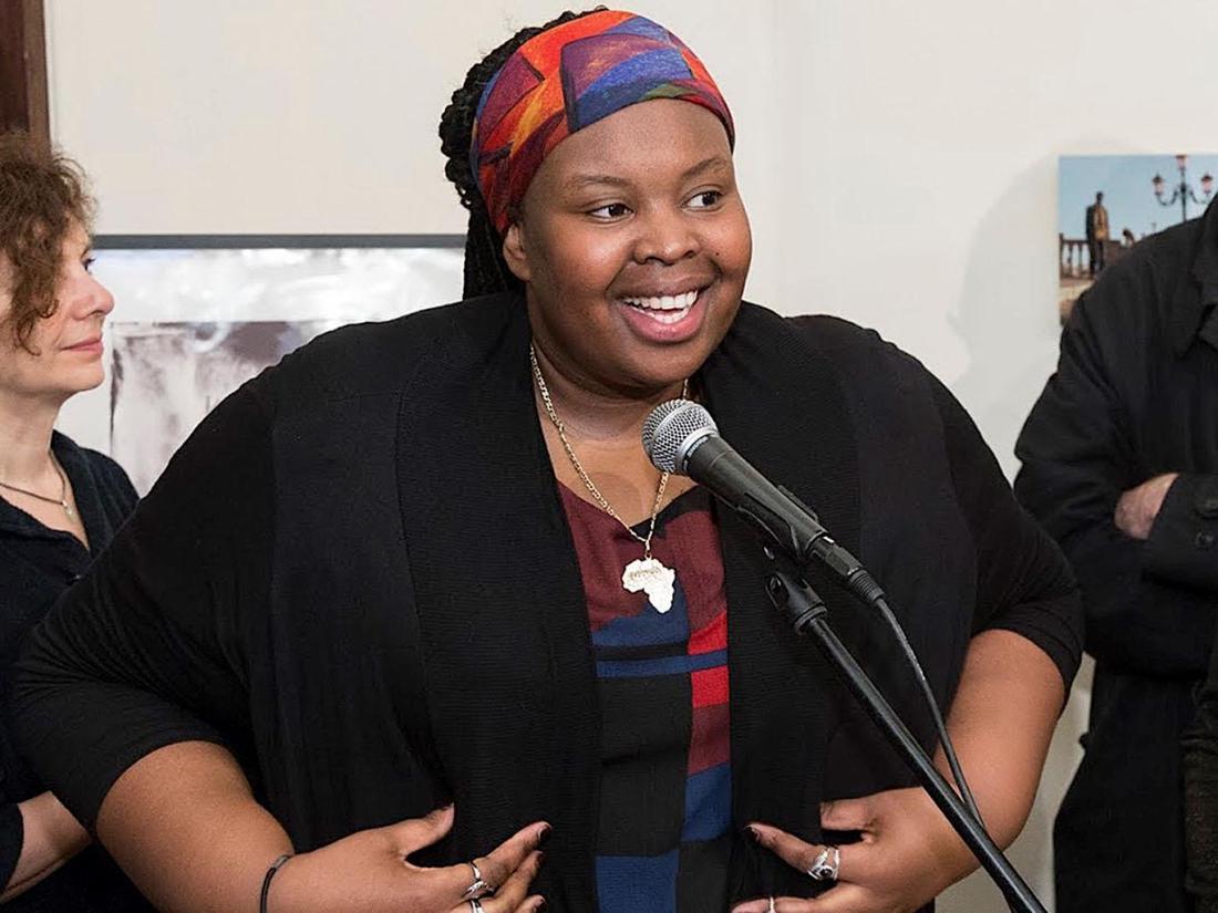 Khadija Saye, Black Art, Black Artist, KOLUMN Magazine, KOLUMN