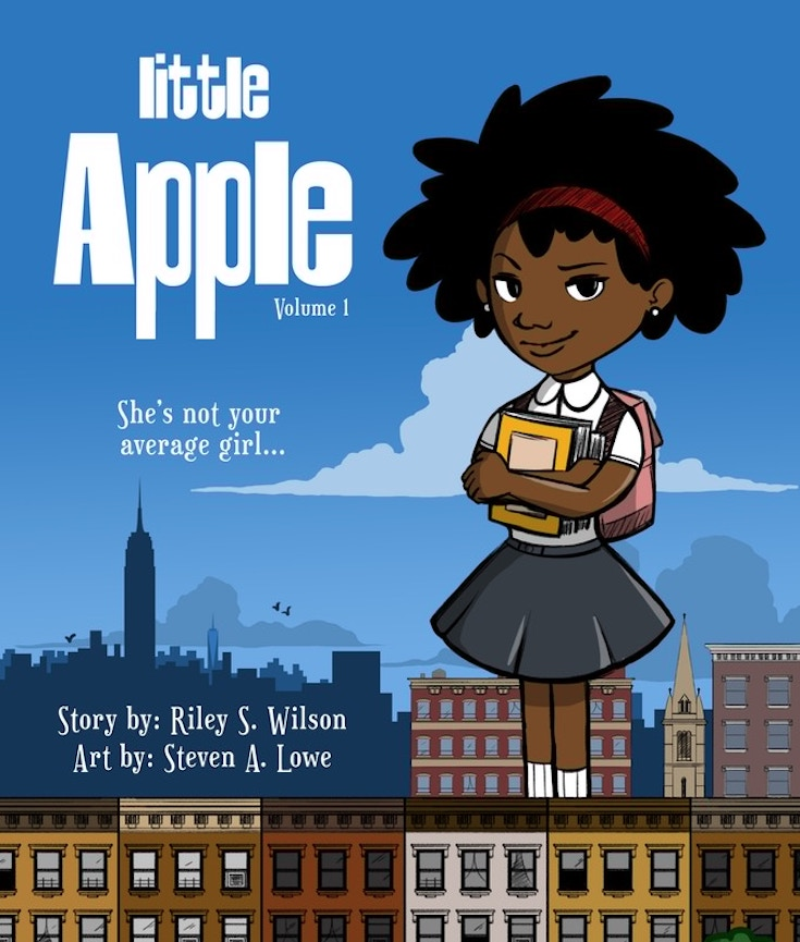 Little Apple, Riley Wilson, Milan Williams, Lisa Cortes, KOLUMN Magazine, KOLUMN