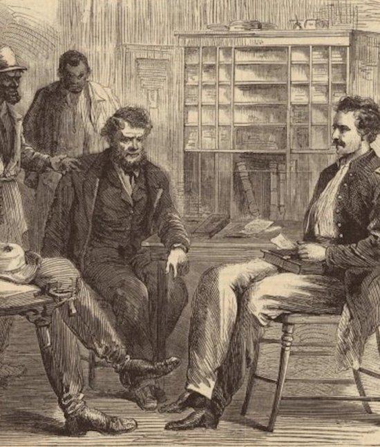 Freedmen's Bureau, Freedmen's Savings and Trust Company, African American News, African American History, Black History, KOLUMN Magazine
